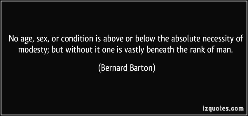 Bernard Barton's quote #1