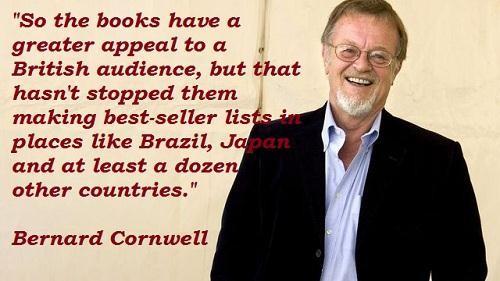 Bernard Cornwell's quote #7