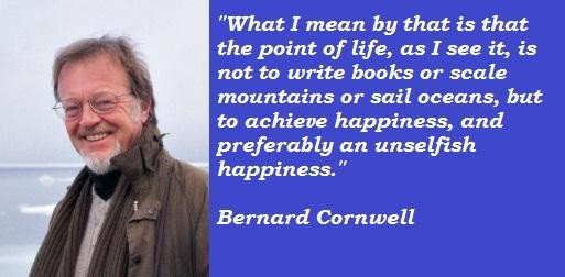 Bernard Cornwell's quote #1