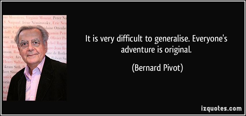 Bernard Pivot's quote #1