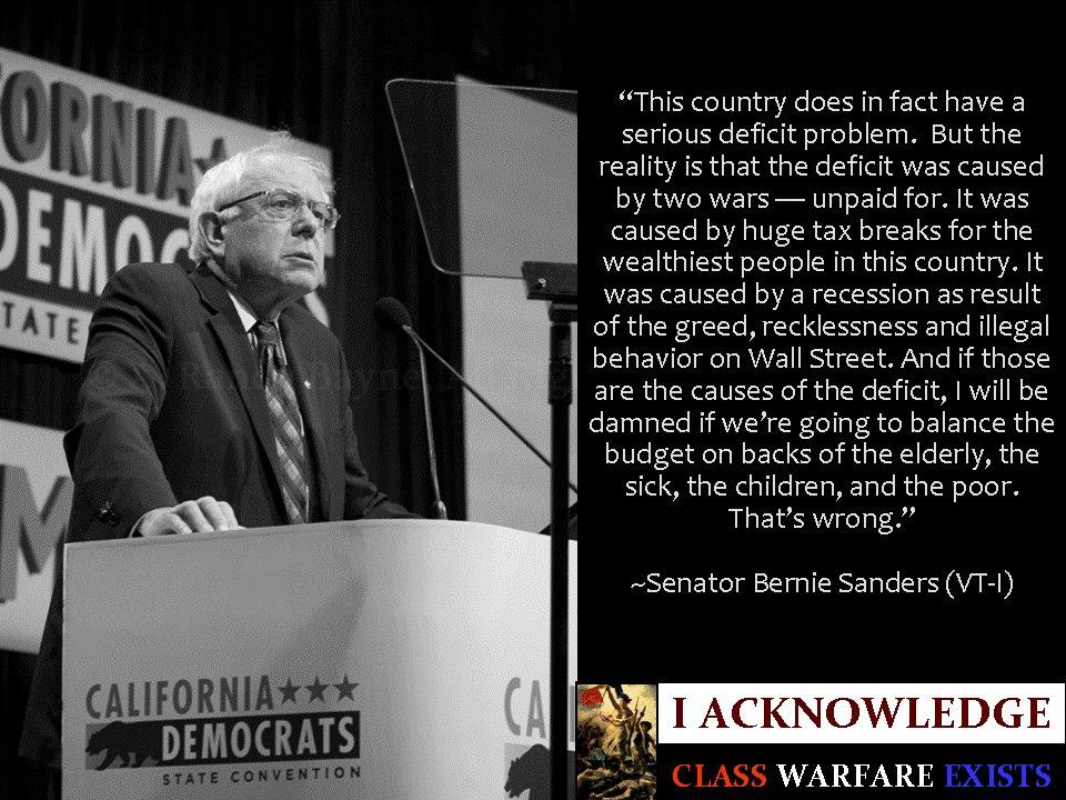Bernie Sanders's quote