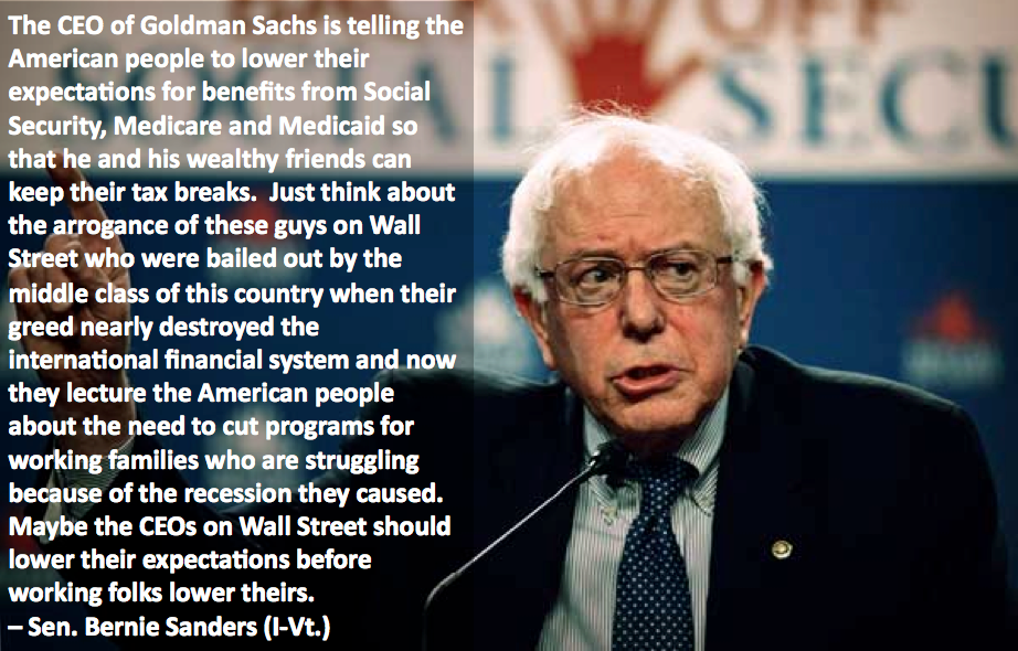 Bernie Sanders's quote #7