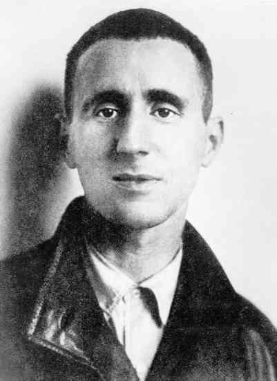 Bertolt Brecht's quote #3