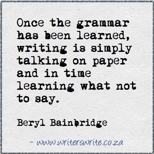 Beryl Bainbridge's quote #2