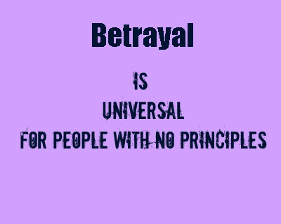 Betrayal quote #4
