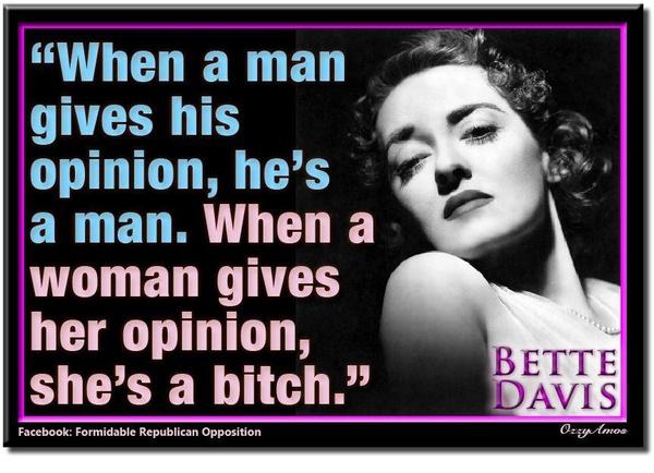 Bette Davis quote #2