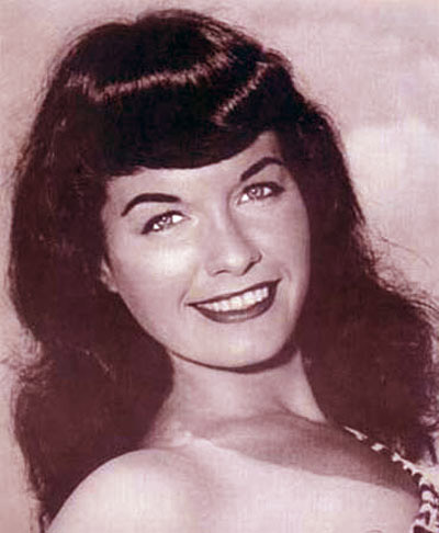 Bettie Page's quote #1