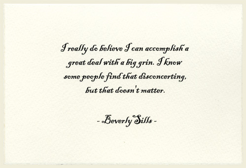 Beverly Sills's quote #6