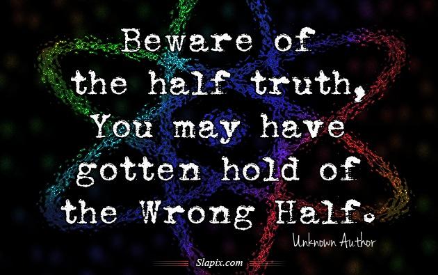 Beware quote #7