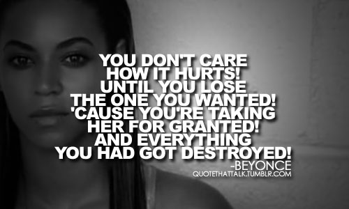 Beyonce quote #2