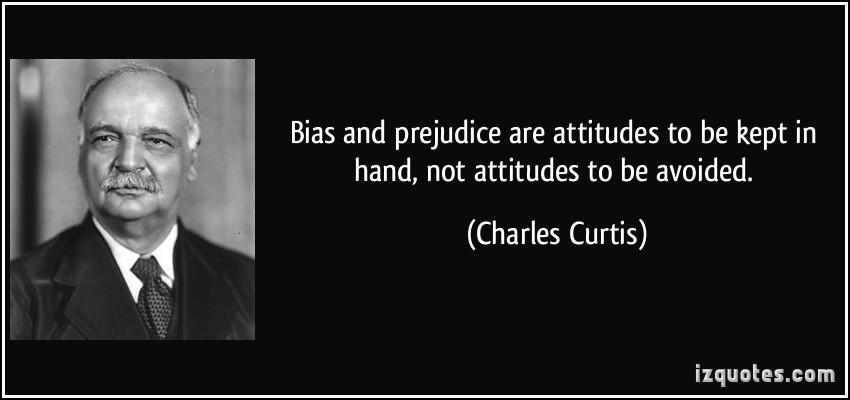Bias quote #1