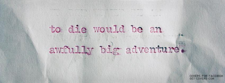 Big Adventure quote #1