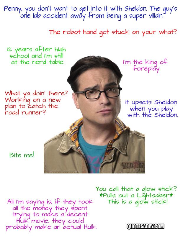 Big Bang quote #2