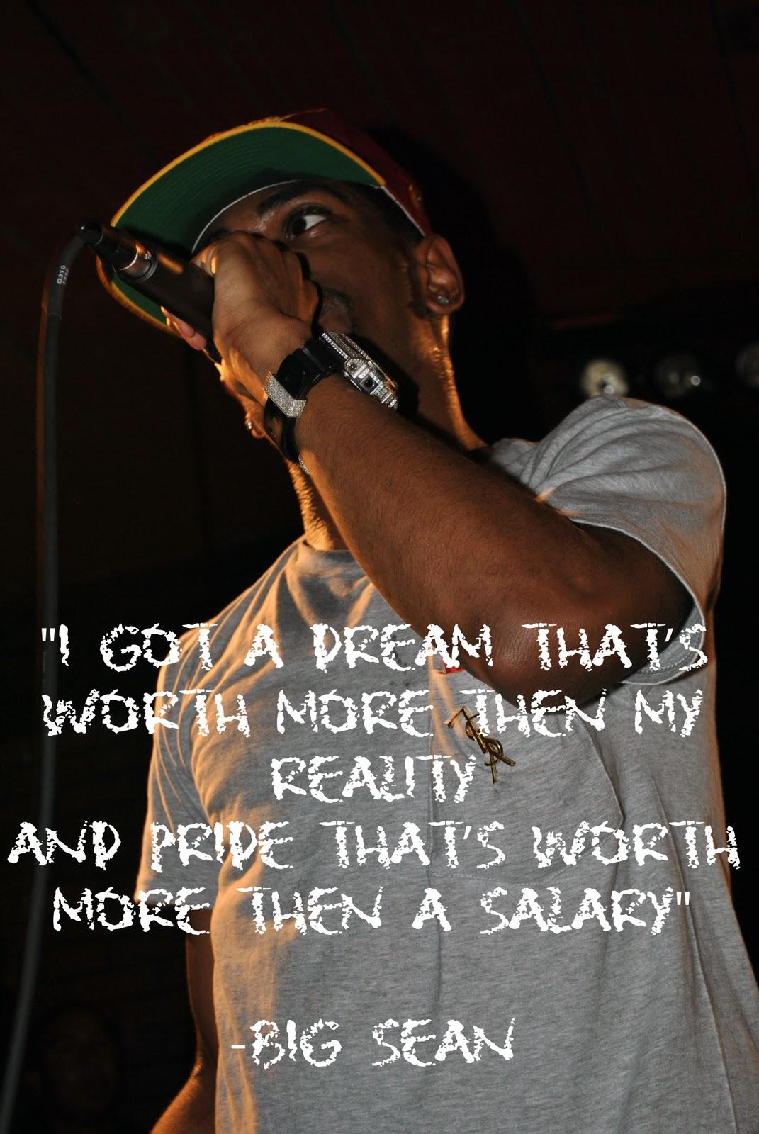 Big Sean's quote #1