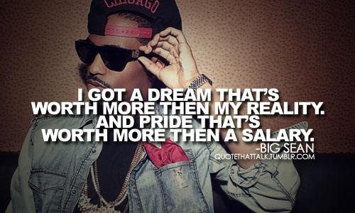 Big Sean's quote #6