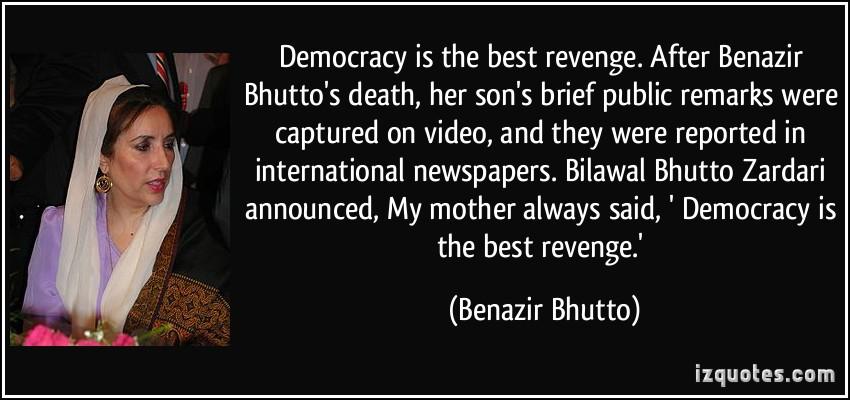 Bilawal Bhutto Zardari's quote #6