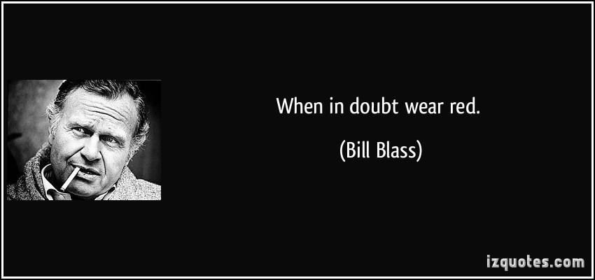 Bill Blass's quote #3
