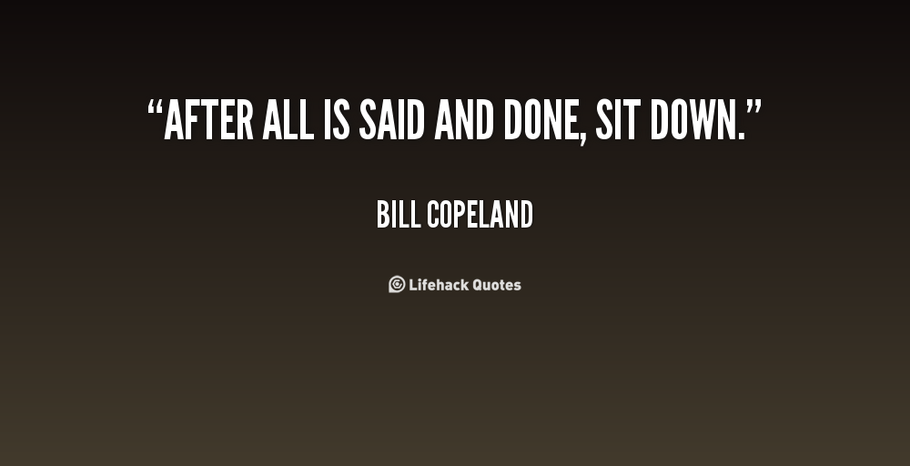 Bill Copeland's quote #3