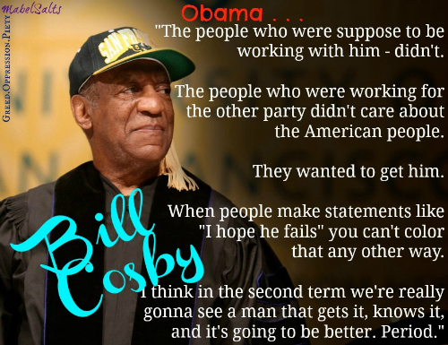 Bill Cosby's quote #1