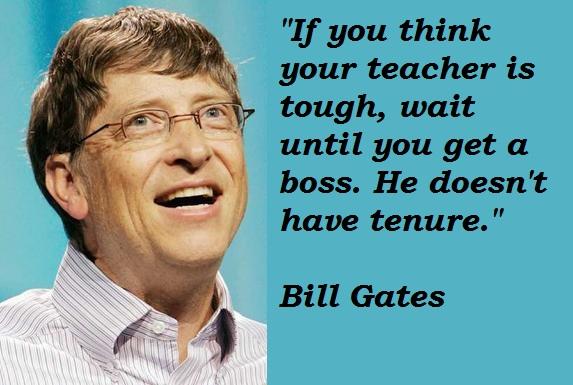 Bill Gates quote #2