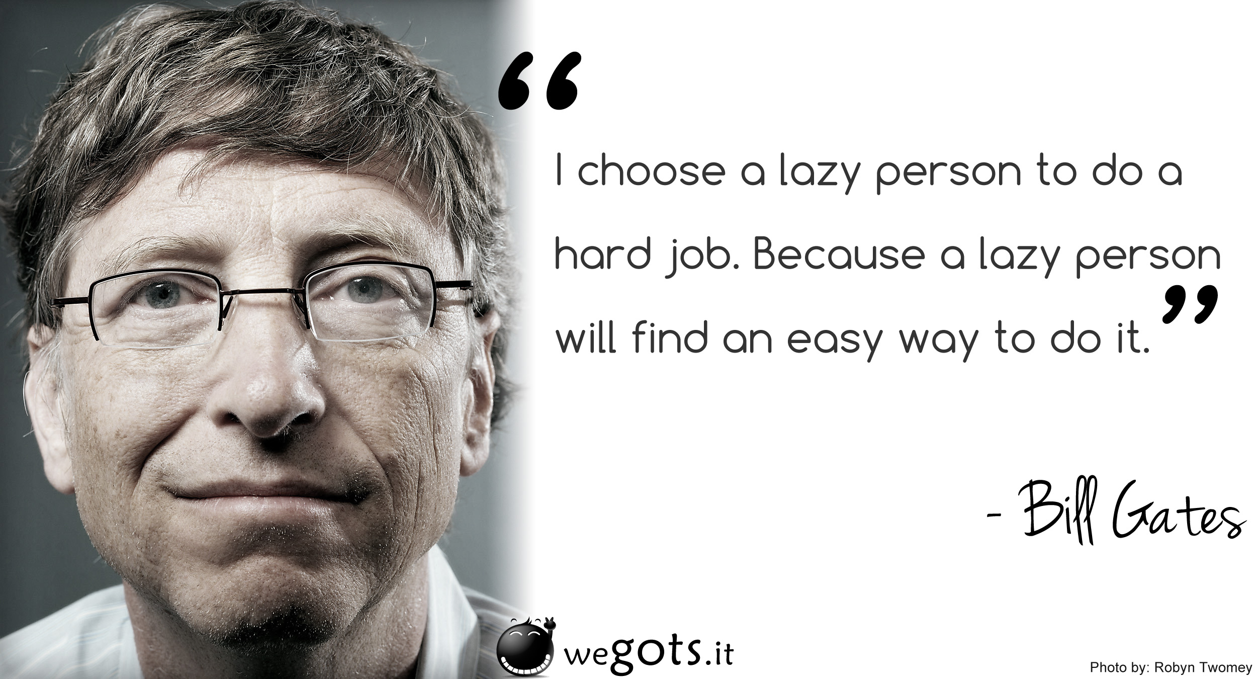 Bill Gates quote #1