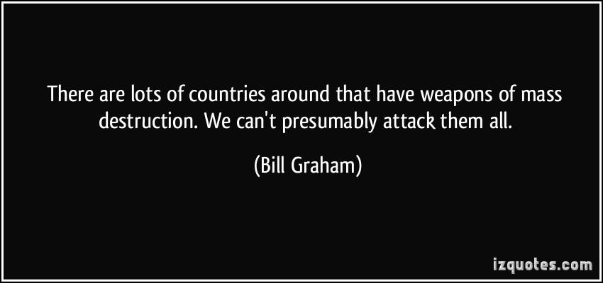 Bill Graham's quote #1