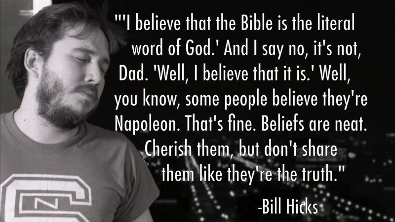 Bill Hicks's quote #3
