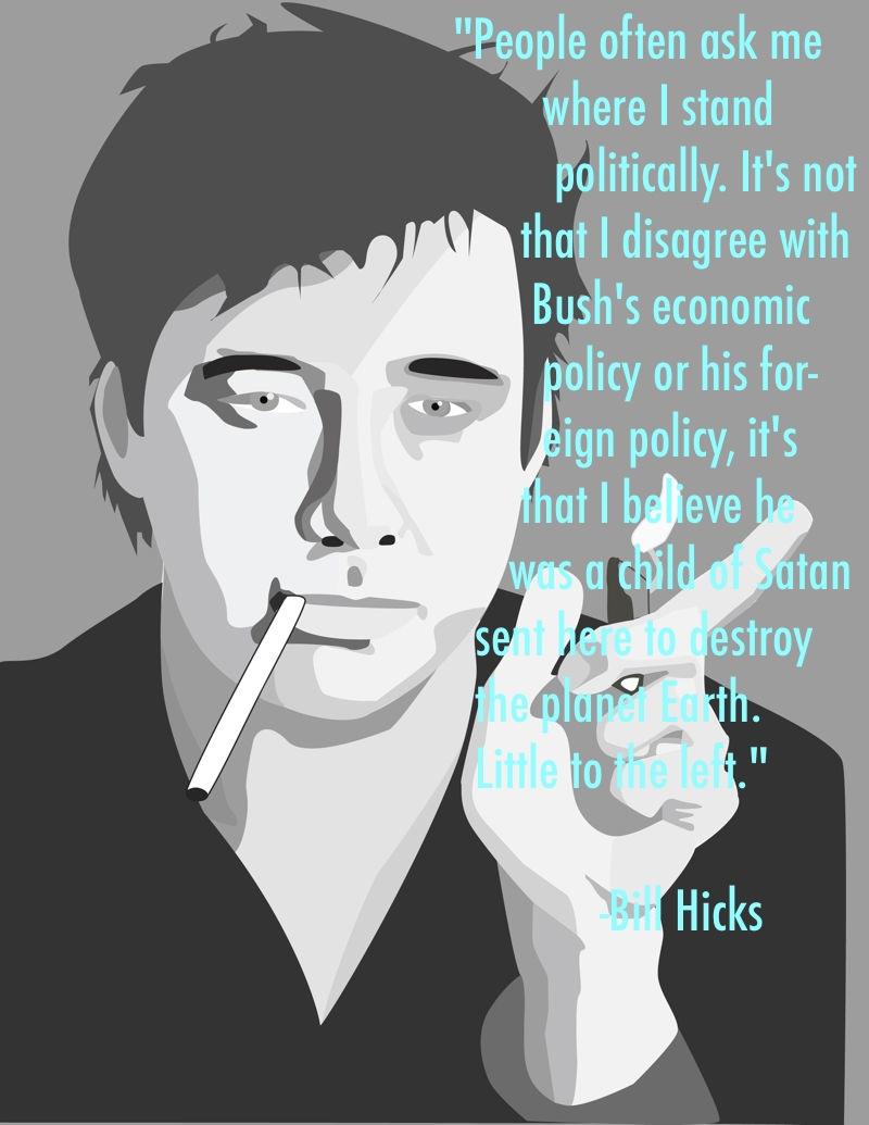 Bill Hicks's quote #7