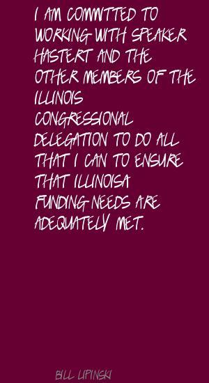 Bill Lipinski's quote #3