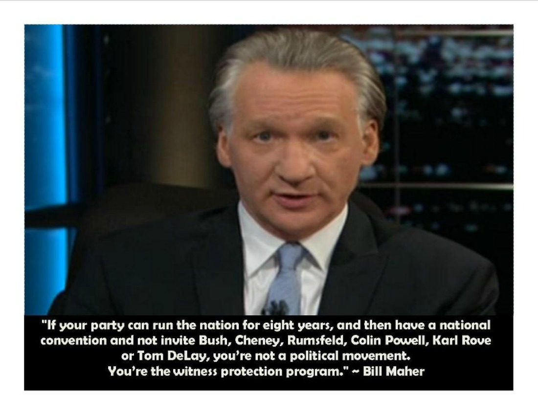 Bill Maher's quote #8