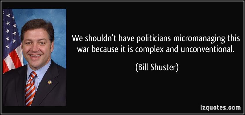 Bill Shuster's quote