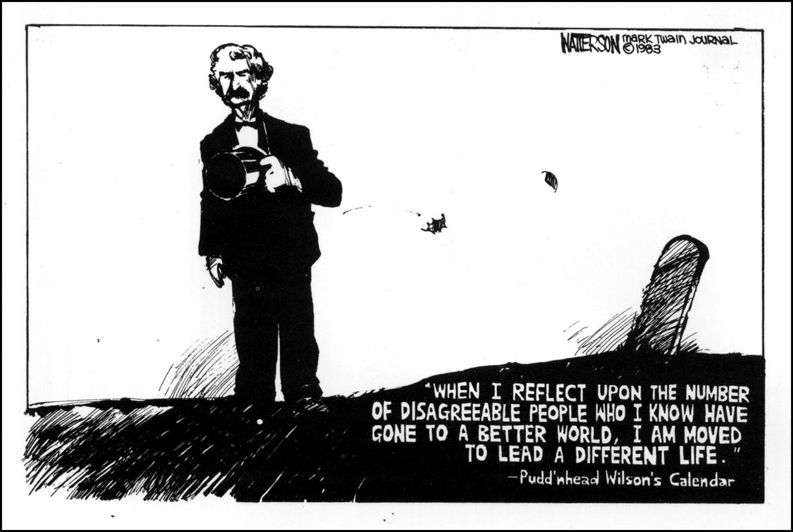 Bill Watterson's quote