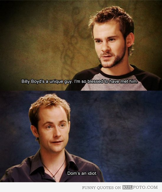 Billy Boyd's quote #2