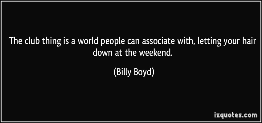 Billy Boyd's quote #1