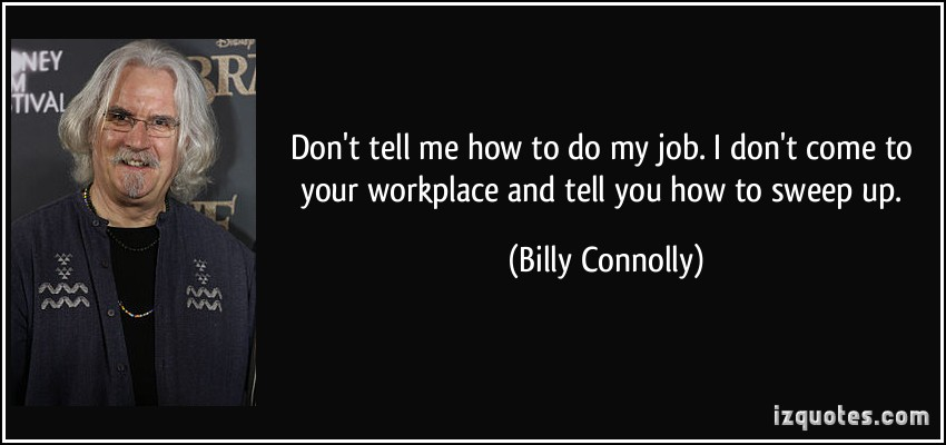Billy Connolly's quote #3