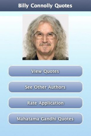 Billy Connolly's quote #7