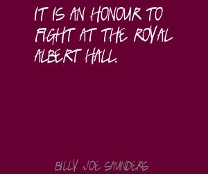 Billy Joe Saunders's quote #6