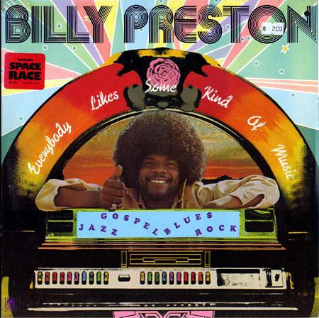 Billy Preston's quote #2