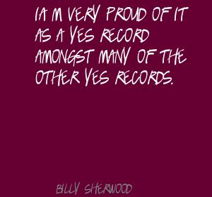 Billy Sherwood's quote #6