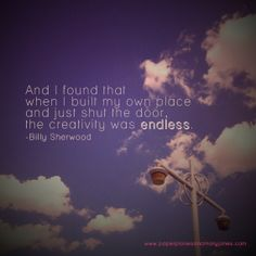 Billy Sherwood's quote #7