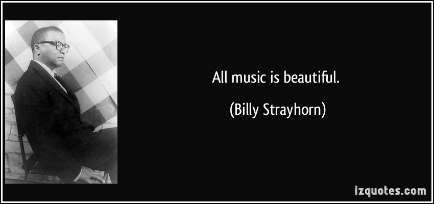 Billy Strayhorn's quote #5