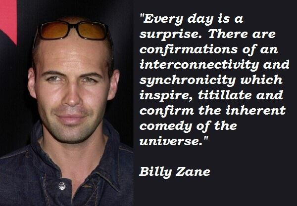 Billy Zane's quote #4