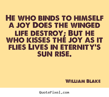 Binds quote #1