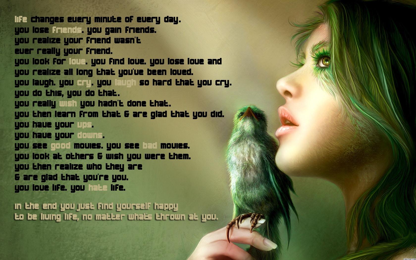 Birds quote #1