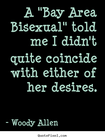 Bisexual quote #1