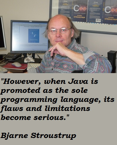 Bjarne Stroustrup's quote #2