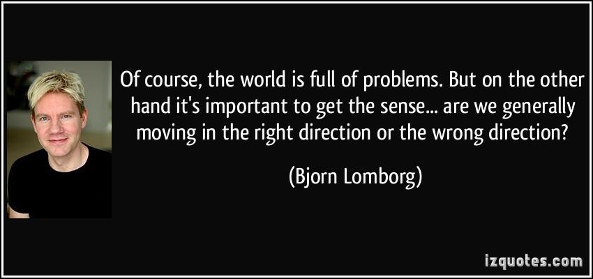 Bjorn Lomborg's quote #4