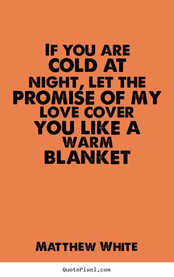 Blanket quote #2