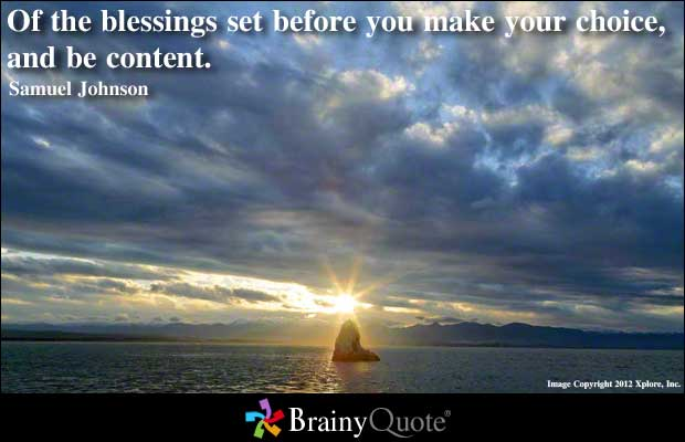 Blessings quote #4