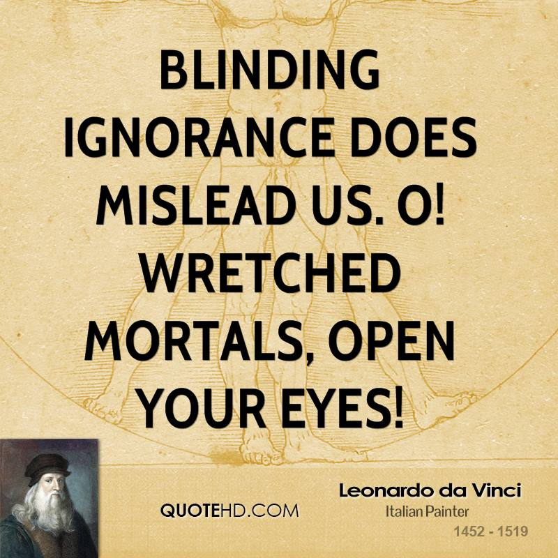 Blinding quote #1